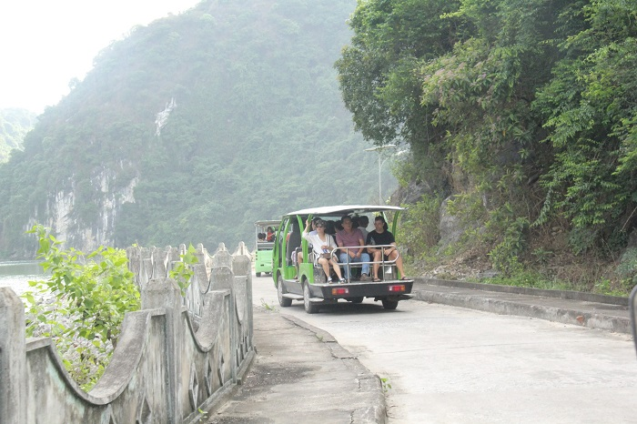 Các làng chài ở Hạ Long - làng chài Việt Hải