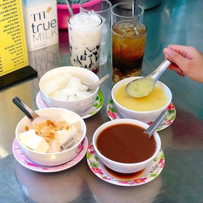 Trân Hưng Đạo con phố ẩm thực ở Thái Bình