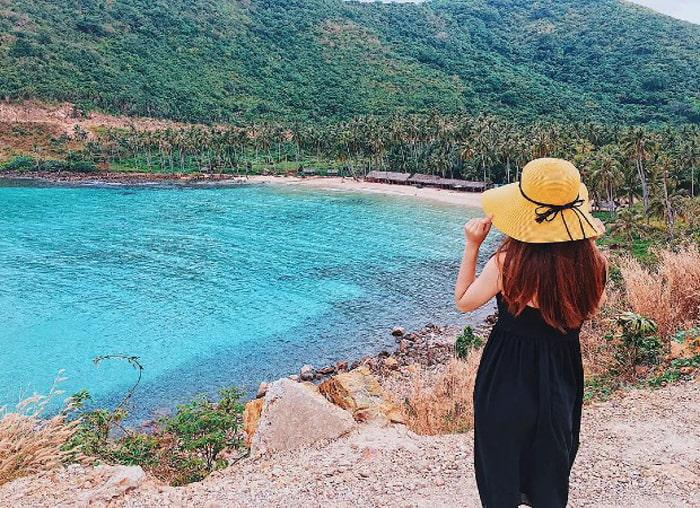 8 bãi biển đẹp ở miền Tây - Check in biển Cây Mến