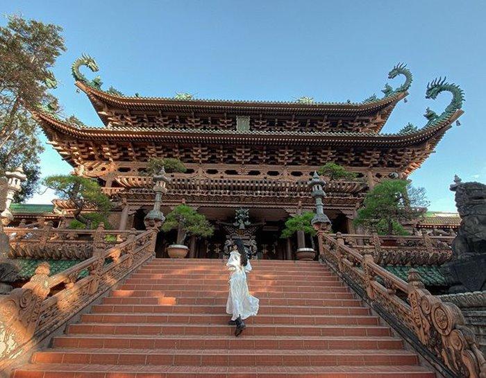 Chùa Minh Thành ngôi chùa đẹp ở Tây Nguyên