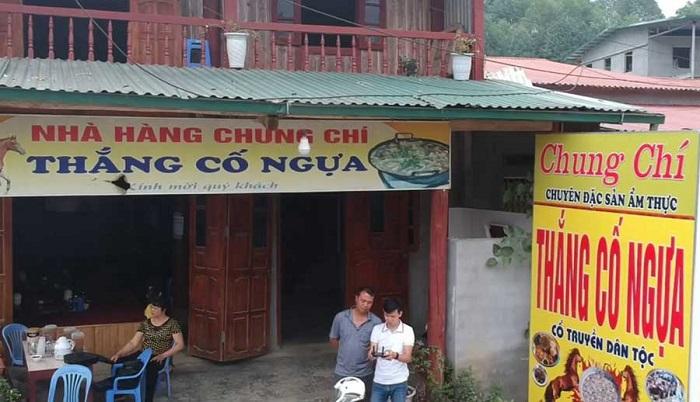 Nhà hàng Chung Chí - Địa chỉ quán ăn ngon ở Bắc Hà
