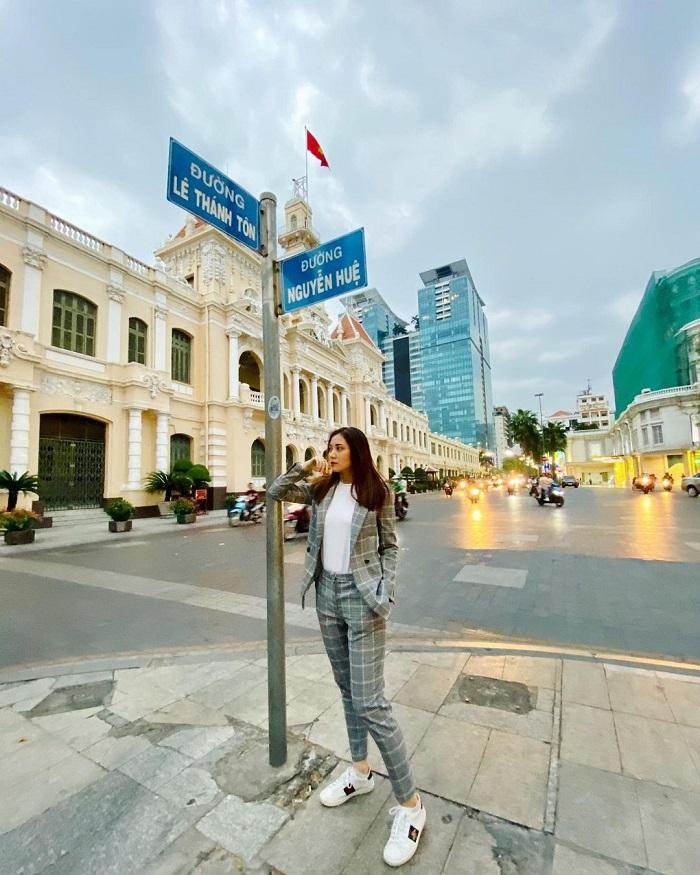 Nguyen Hue walking street apartment - Nguyen Hue walking street