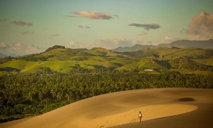 Cồn cát Sigatoka - Quần đảo Fiji