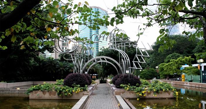 Đôi nét giới thiệu về công viên Cửu Long Trại Thành