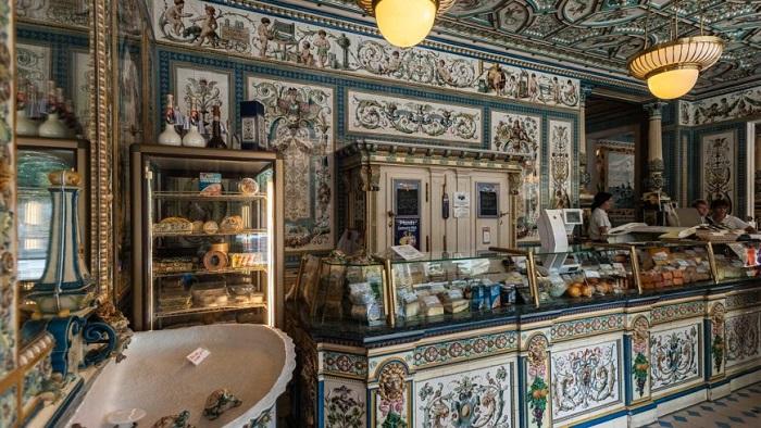 Molkerei Pfund - Cửa hàng bán đồ lưu niệm ở Dresden