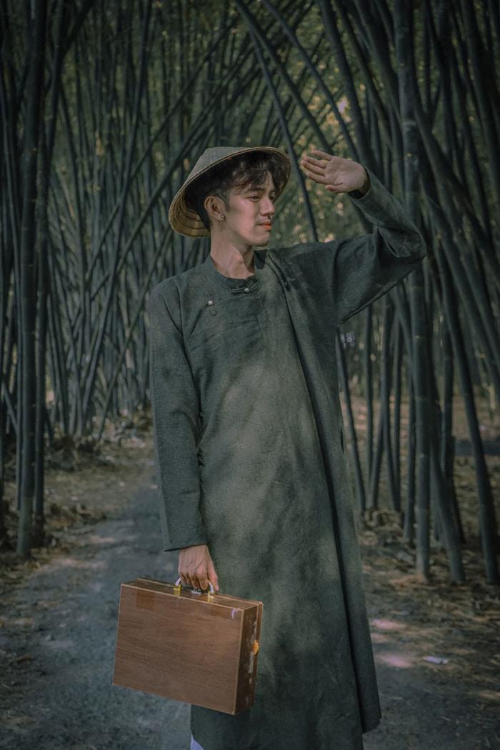 Visiting Bamboo Garden eco-tourism area - Especially ideal