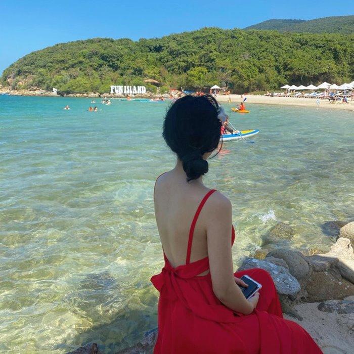 Dam Bay beautiful bay in Khanh Hoa