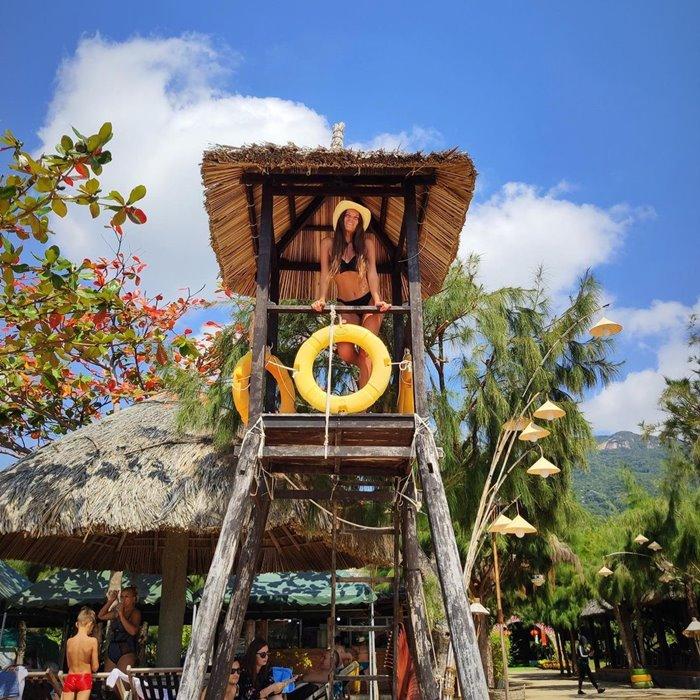 du lịch ở đảo Hoa Lan Nha Trang