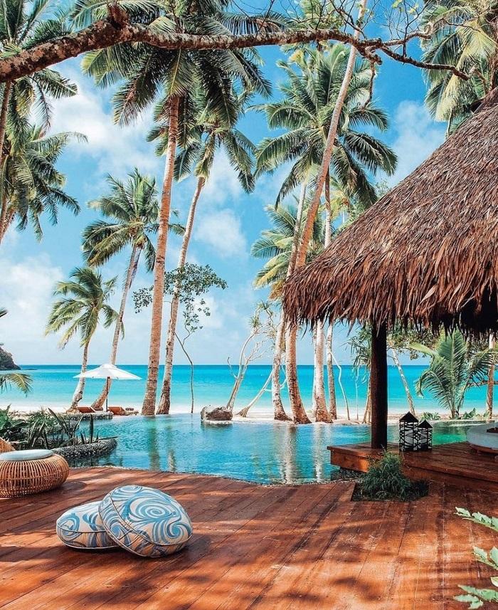 Đảo Beachcomber - Quần đảo Fiji