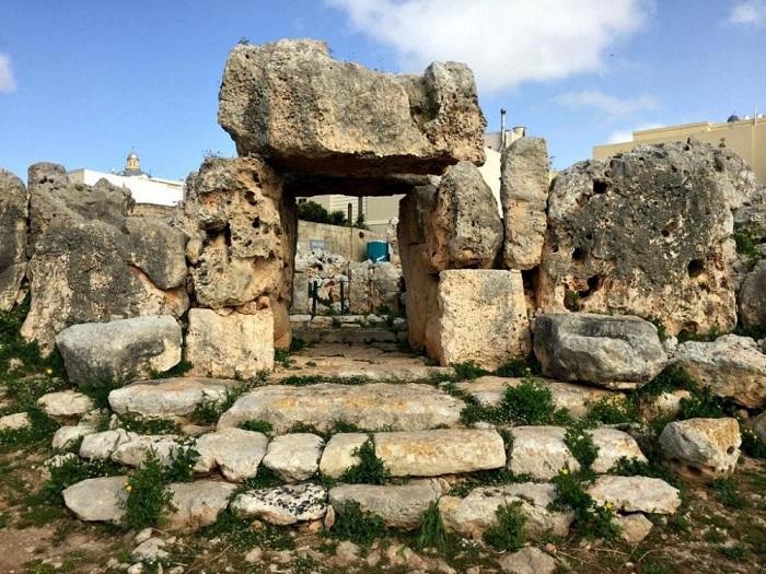 Đền Ta 'Ħaġra - Du lịch Malta