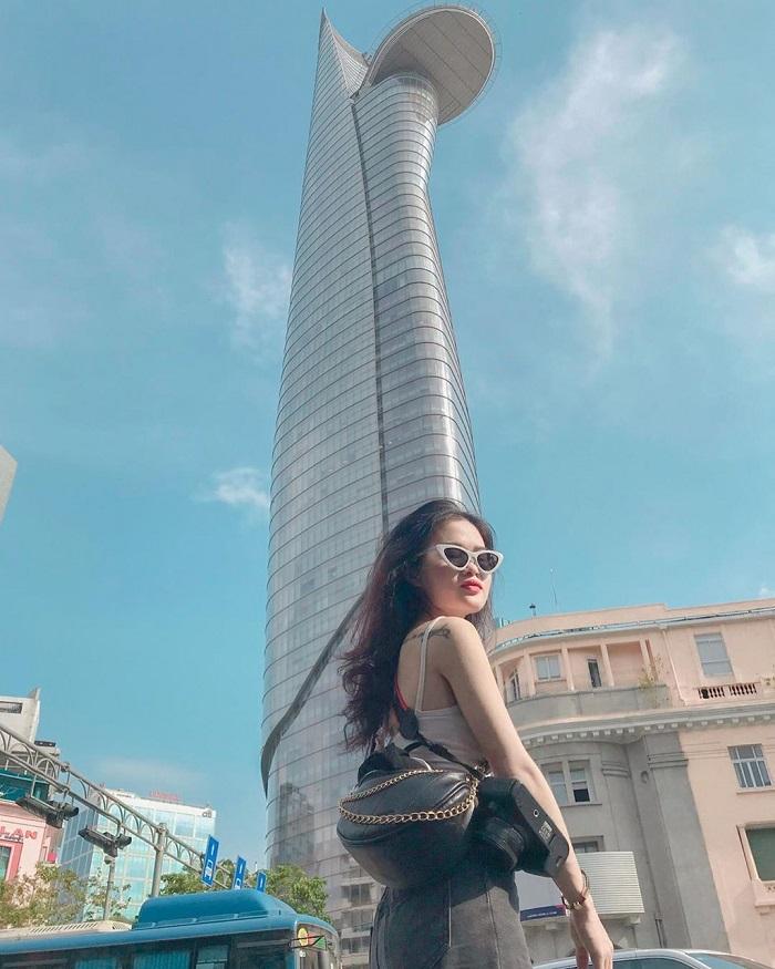 địa điểm chụp ảnh ngoại cảnh ở Sài Gòn- Bitexco