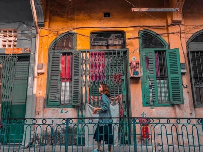 địa điểm chụp ảnh ngoại cảnh ở Sài Gòn- Hào Sĩ Phường
