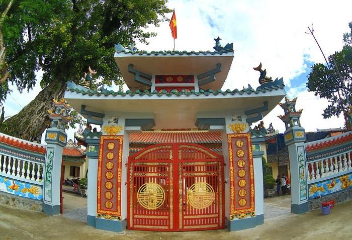 địa điểm du lịch Rạch Giá - đền thờ Nguyễn Trung Trực