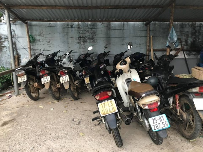 Hoa Sua Hostel - Where to rent a motorbike in Lai Chau