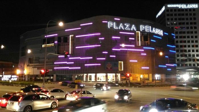 Plaza Pelangi - Địa điểm mua sắm ở Johor Bahru