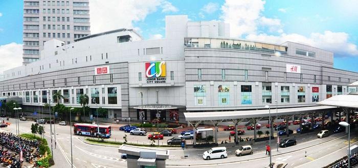 Johor Bahru City Square - Địa điểm mua sắm ở Johor Bahru