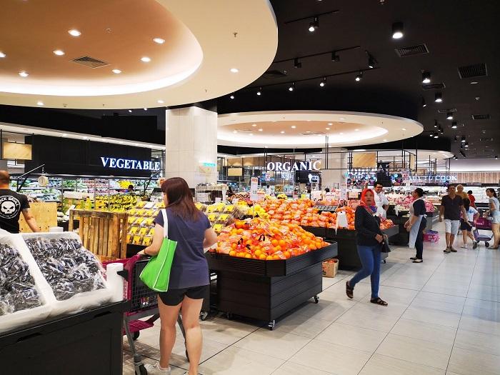 AEON/Jusco Tebrau City - Địa điểm mua sắm ở Johor Bahru
