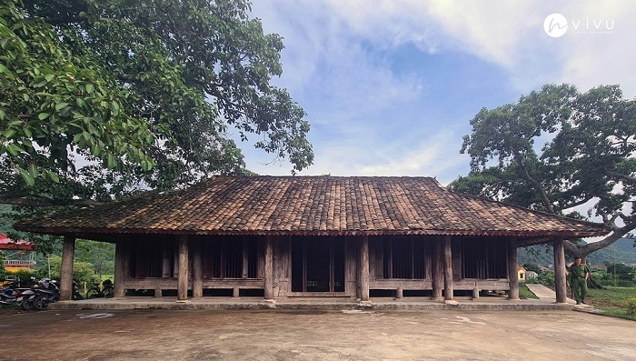Nong Luc Bac Son communal house - historical place
