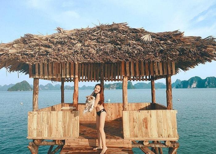 Du lịch Bãi Dài Vân Đồn - tắm biển