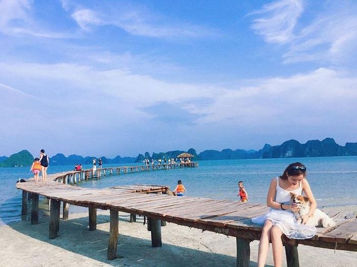 Du lịch Bãi Dài Vân Đồn - thời điểm