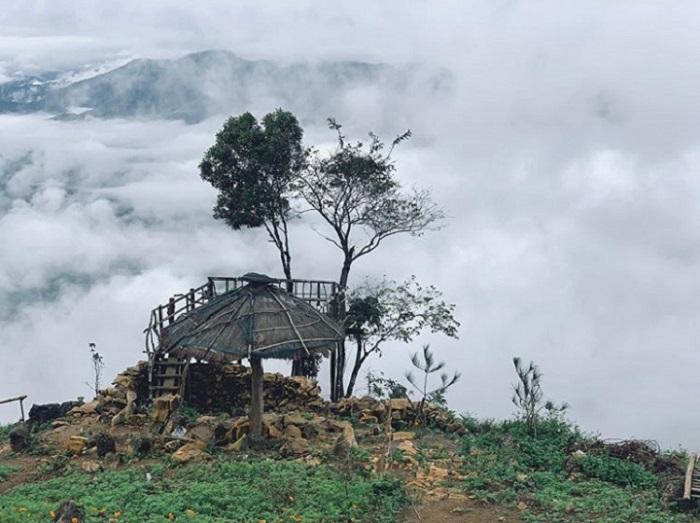 Săn mây - Trải nghiệm lý thú khi đi du lịch Hang Kia Pà Cò