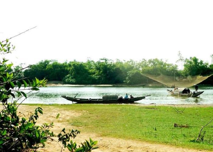 Du lịch làng Mai Xá - khung cảnh yên bình