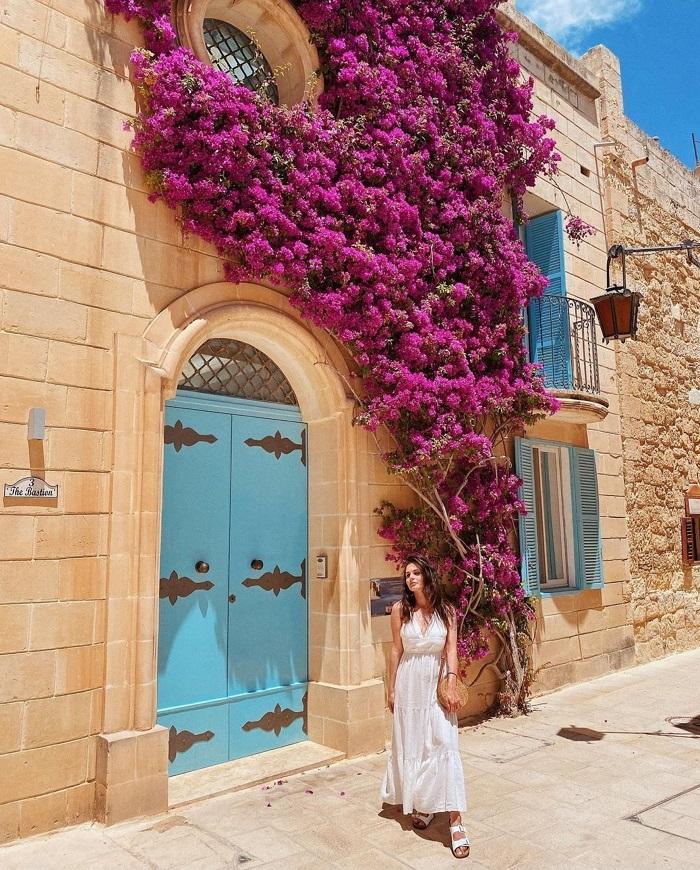 Những con phố lịch sử ở Thủ đôValletta - Du lịch Malta