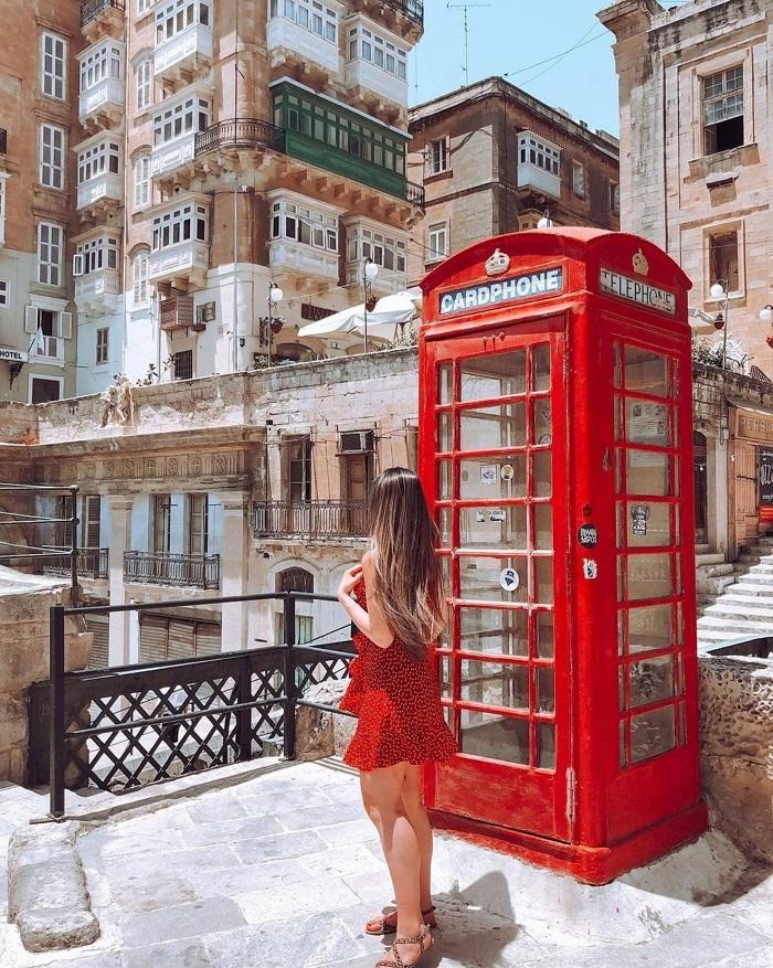 Vẻ đẹp cổ kính ở thủ đôValletta - Du lịch Malta