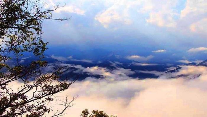 Săn mây - Trải nghiệm tuyệt vời khi du lịch Mường Lống