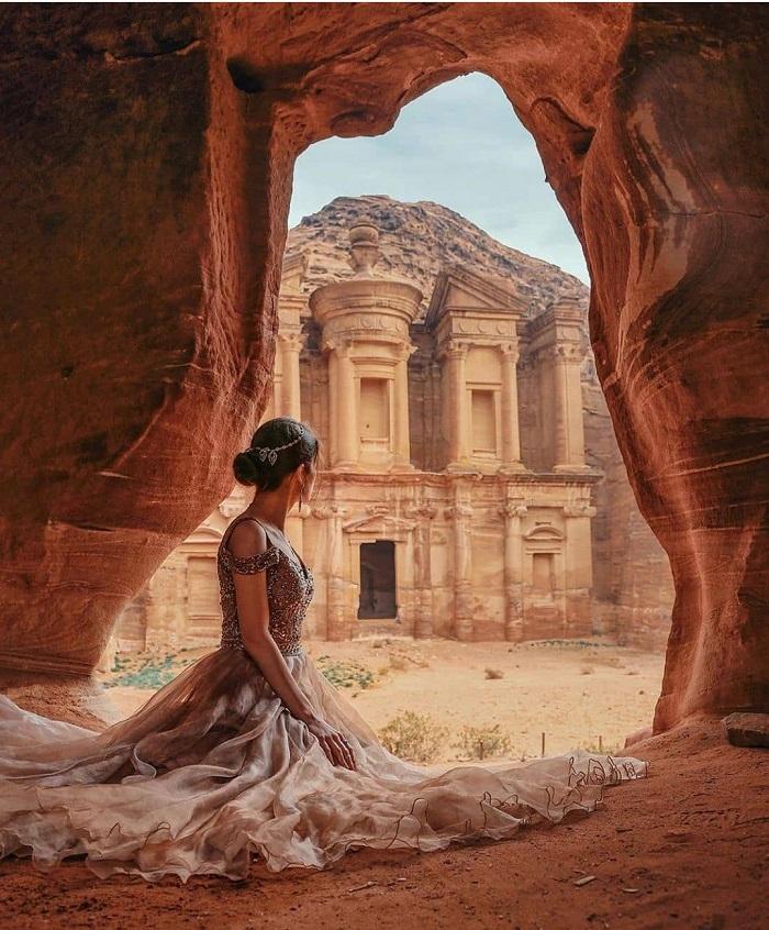Đây là một thiên đường của những người yêu thích lịch sử. - Du lịch Petra Jordan