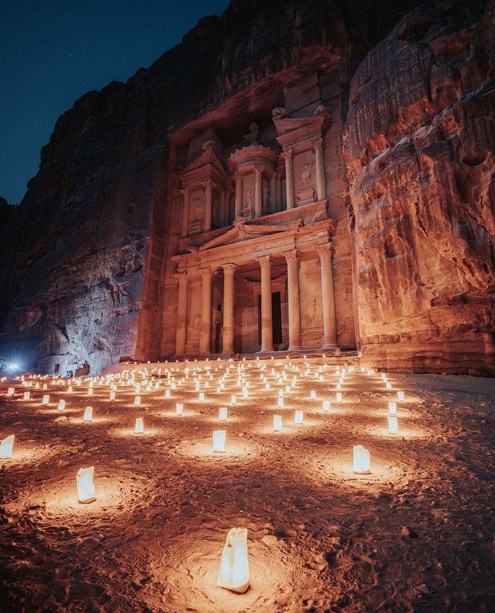 Du lịch Petra Jordan