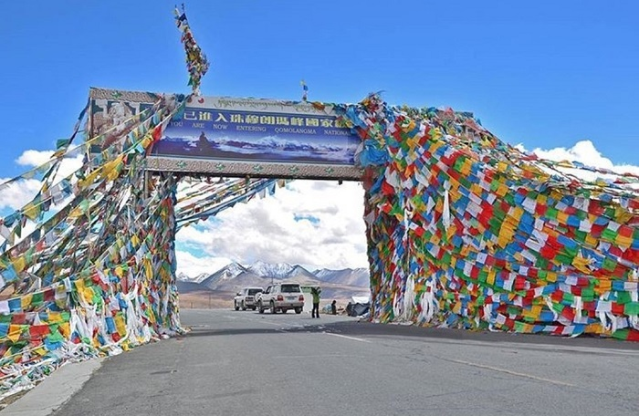 Đường cao tốc Lhasa tới Shigatse - Du lịch Shigatse
