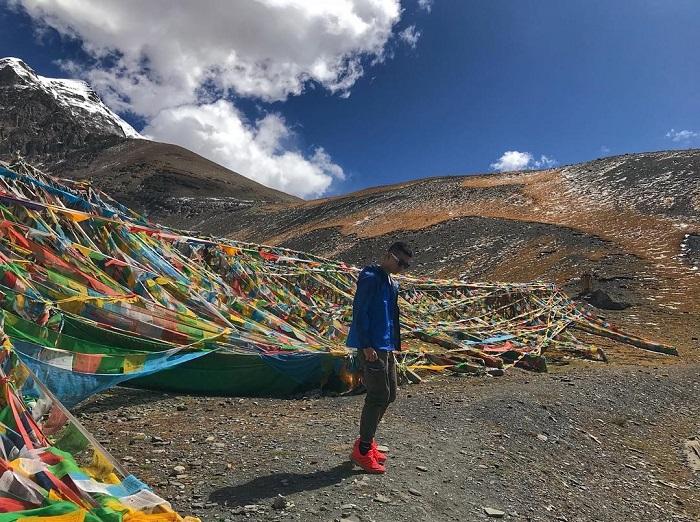 Trại cơ sở Everest - du lịch Shigatse