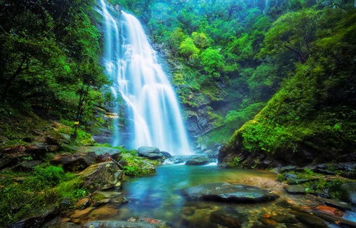 Chia sẻ kinh nghiệm du lịch thác Khe Kèm