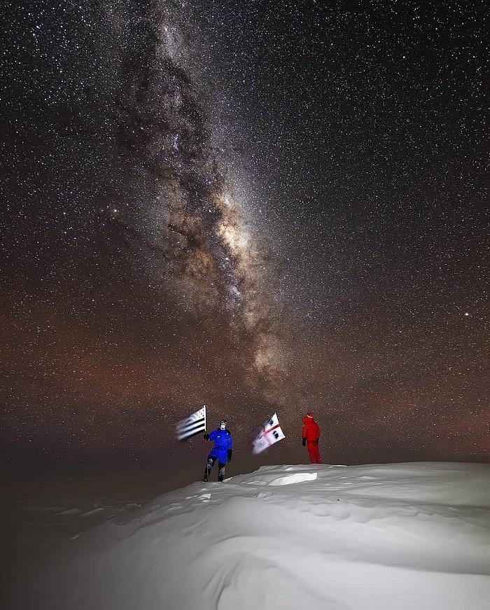 Ngắm Nam Cực Quang - Du thuyền Nam Cực