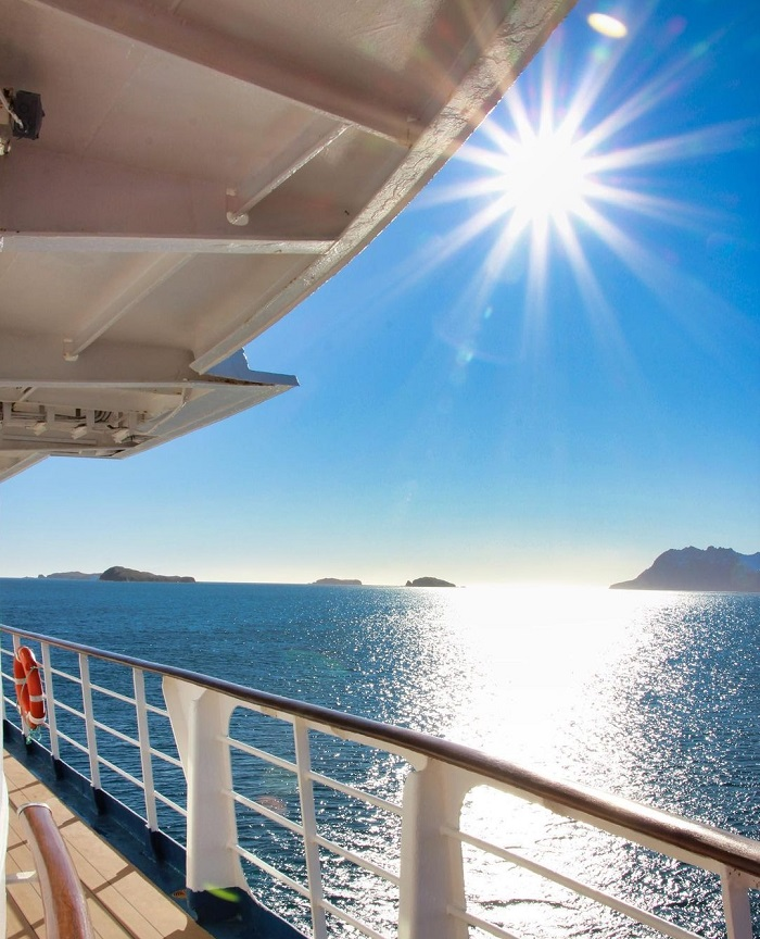 Tàu du lịch Nam Cực mang lại những trải nghiệm tuyệt vời - Du thuyền Nam Cực