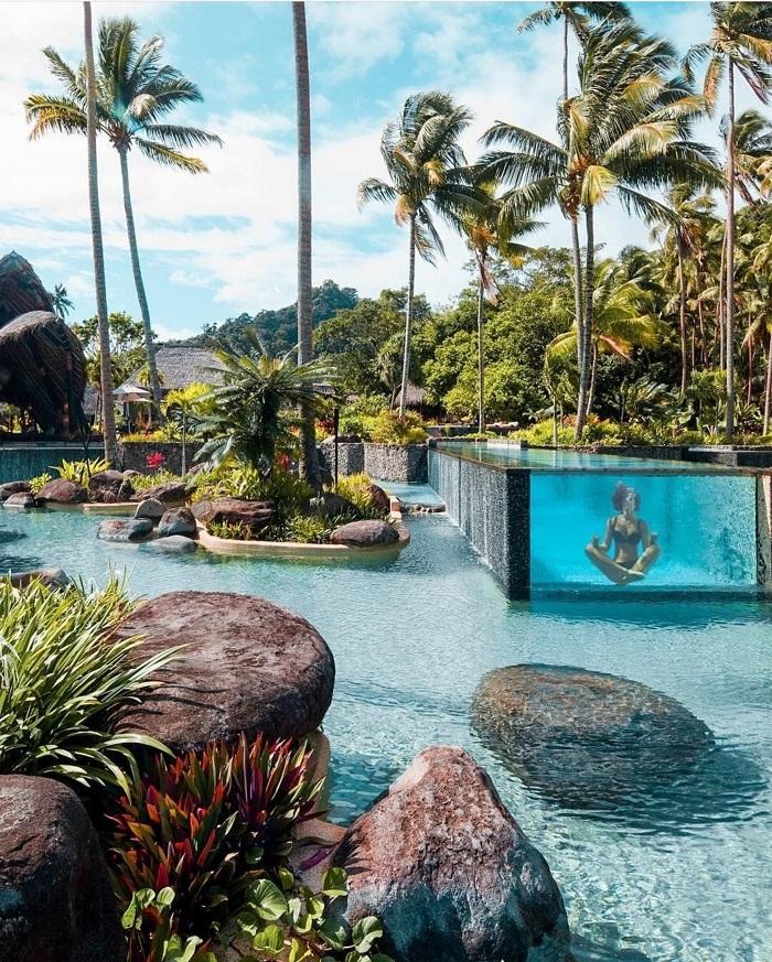 Khu nghỉ dưỡng trên đảo  Denarau - Quần đảo Fiji