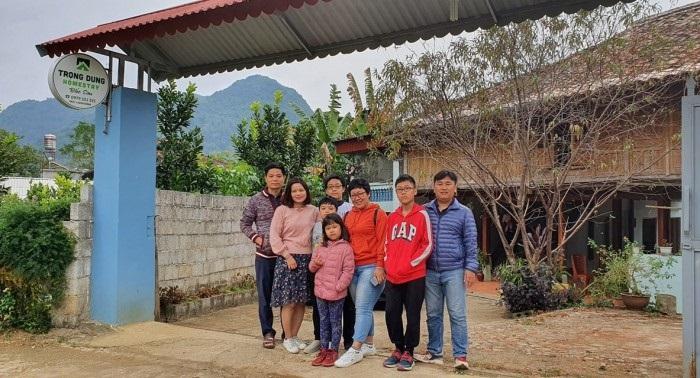 homestay ở Bắc Sơn  - Trọng Dung Homestay Bắc Sơn