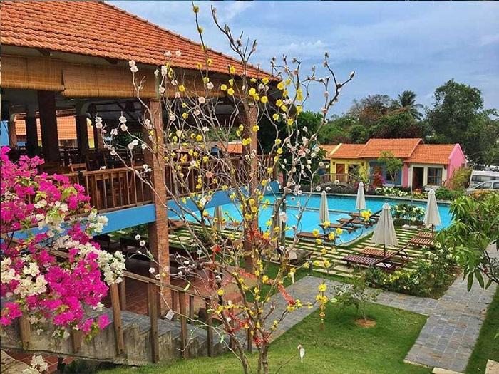 Những homestay sân vườn ở Phú Quốc - Daisy Resort