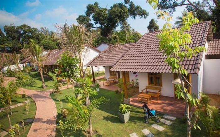 Những homestay sân vườn ở Phú Quốc - La Mer Resort