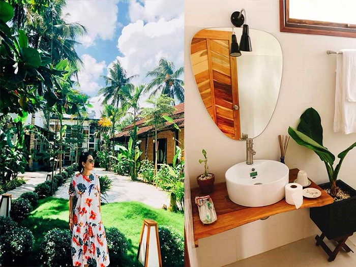 Những homestay sân vườn ở Phú Quốc - The May Homestay Phu Quoc tiện nghi