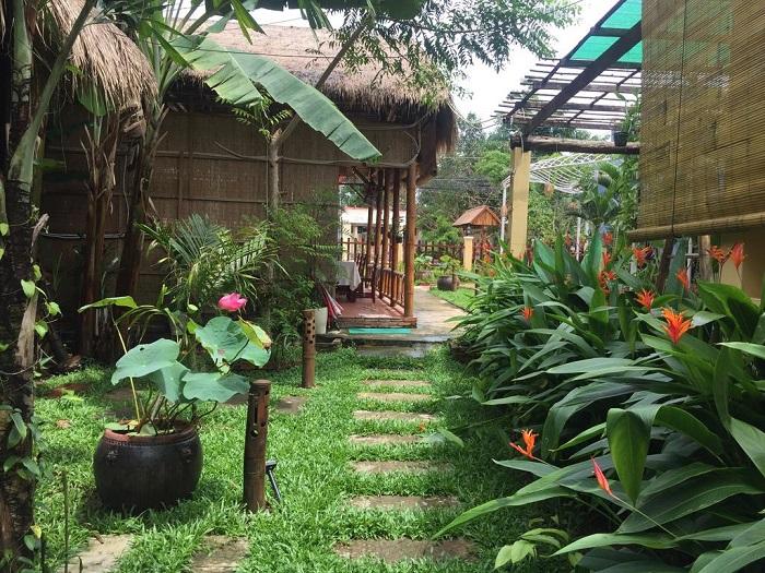 Những homestay sân vườn ở Phú Quốc - Tropical Garden