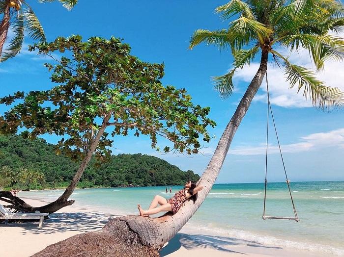 Beautiful island in Phu Quoc - An Thoi Island