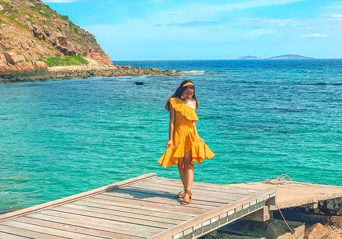 beautiful island in Phu Quoc - Hon Mot