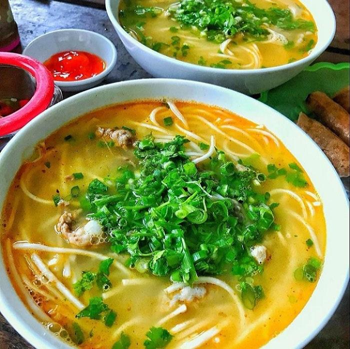 Hương vị cháo canh Quảng Bình