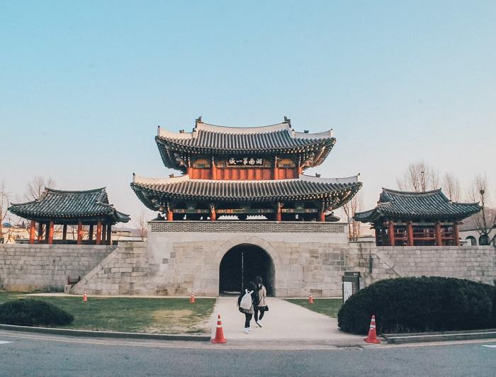 Cổng Pungnam - Làng Hanok Jeonju