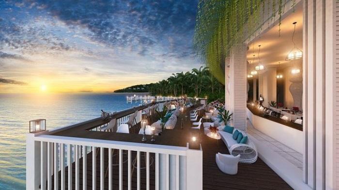 Khách sạn 6 sao ở Phú Quốc - Sun Premier Village Kem Beach Resort nhà hàng