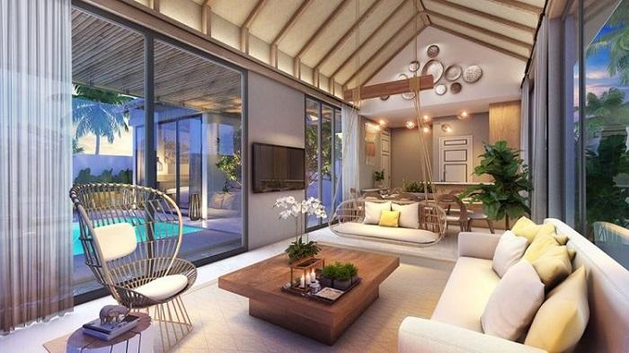 Khách sạn 6 sao ở Phú Quốc - Sun Premier Village Kem Beach Resort phòng nghỉ