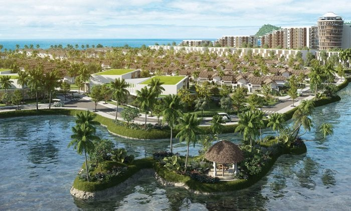 Khách sạn 6 sao ở Phú Quốc - Sun Premier Village Kem Beach Resort
