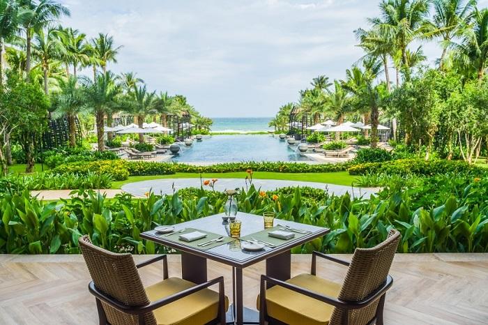 khách sạn 6 sao ở Phú Quốc - InterContinental Hotel & Resorts phòng